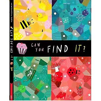 ANIMOSAICS - CAN YOU FIND IT? by ANIMOSAICS - CAN YOU FIND IT? - 978191