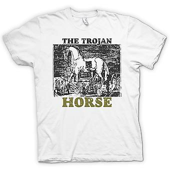 Das Trojanische Pferd - Troy T Shirt