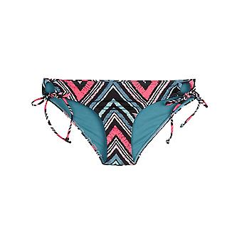 Billabong Ethno Blue Wave Sol Searcher Low Rider Womens Bikini botten