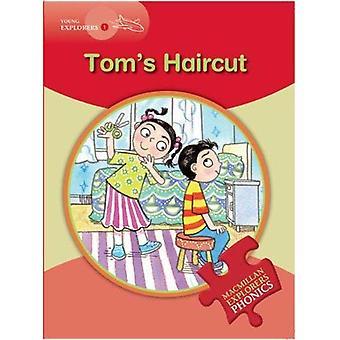 Pequenos exploradores: Cortar o cabelo de Tom (Macmillan exploradores ingleses)