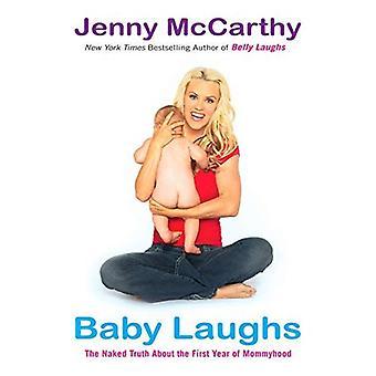 Bebis skrattar