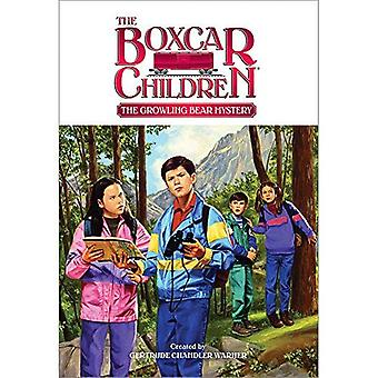 The Growling Bear Mystery (Boxcar Children)