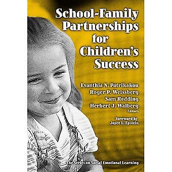 Partenariats école-famille pour le succès de l'enfant (apprentissage affectif Social)