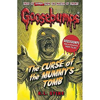 The Curse of the Mummy's Tomb (Goosebumps)