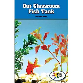 Our Classroom Fish Tank (Rosen Real Readers: Stem and Steam Collection)