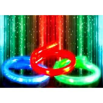Flashing Strobe Bracelet (inc batt)