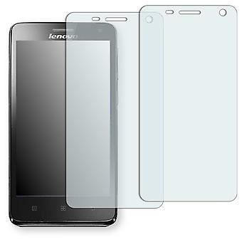 Lenovo S660 display protector - Golebo crystal clear protection film