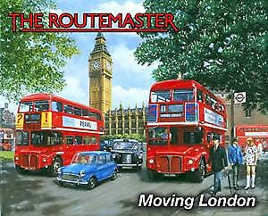 Routemaster, Mini, Taxi metal sign   (og 3040)