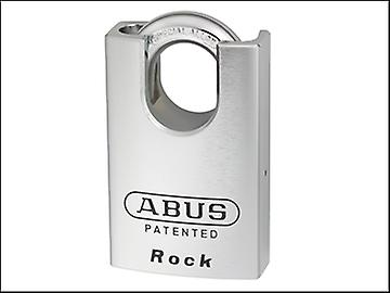 ABUS 83/55 55mm Rock Hardened Steel Body Padlock Closed Shackle Keyed KA2745