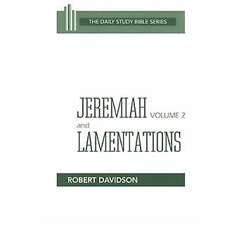 Jeremia Klagelieder DSBOT Vol 2 von Davidson