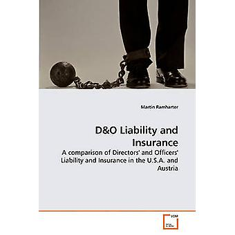 DO Liability and Insurance by Ramharter & Martin