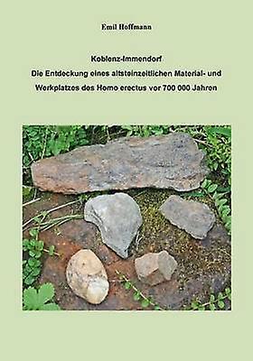 Emil Hoffmann Koblenz  Immendorf by Hoffmann & Emil