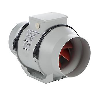 Inline fan LINEO 125 max. 380m³/h various models IPX4