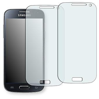 Samsung I9192 Galaxy S4 mini duo screen protector - Golebo crystal clear protection film