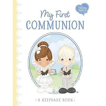 My First Communion by Precious Moments - 9781492656739 Book