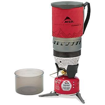 MSR red WindBurner 1.0 L sistema de estufa personal