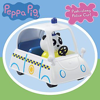 Peppa Pig Vehicles - Police Car