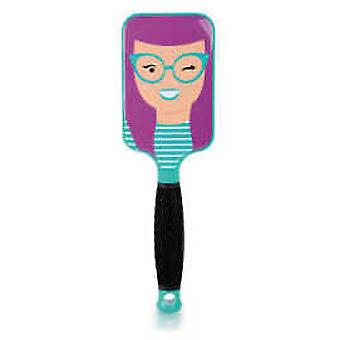 Bifull Brush Racket Girls 02 (Woman , Hair Care , Combs and brushes , Hair brushes)
