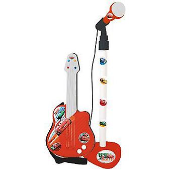 Reig Micro And Guitar Cars