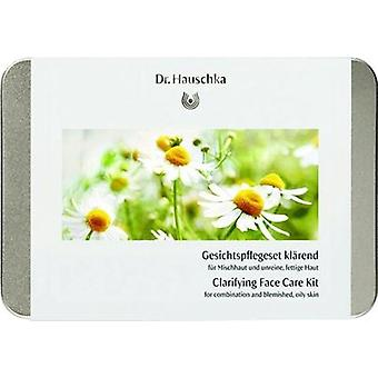 Dr. Hauschka chiarire Face Care Kit