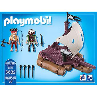 Playmobil 6682 Piratenvlot