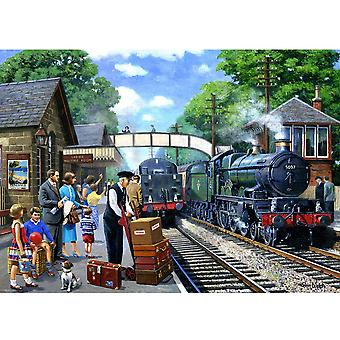 Jumbo Falcon De Luxe 1000 Piece Puzzles - Steam Express