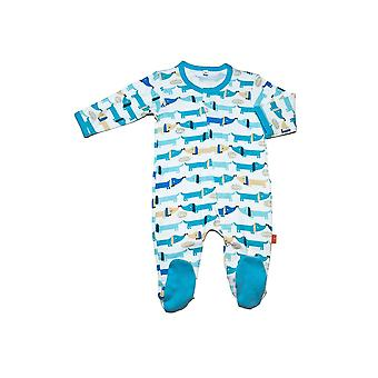 Magnificent Baby Boy's Footie
