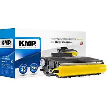 KMP Toner cartridge replaced Brother TN-3130 Compatible Black 3500 pages B-T87