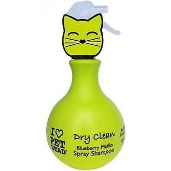Pet Head Pet Head Cat Dry Clean Shampoing Sec Chats 450 ml