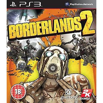Borderlands 2 PS3 spill