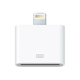 Apple Lightning naar 30-pins Adapter-Lightning-adapter-Apple Dock (vrouw) voor de bliksem (mannelijk)-voor Apple iPad/iPhone/iPod (L