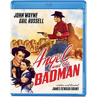 John Wayne - Angel & the Badman [BLU-RAY] USA import