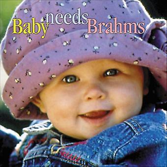 Necesidades del bebé Brahms - importación de USA de bebé necesita Brahms [CD]