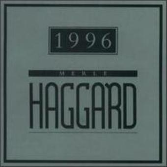 Merle Haggard - 1996 [CD] USA import
