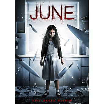 Juni [DVD] USA import