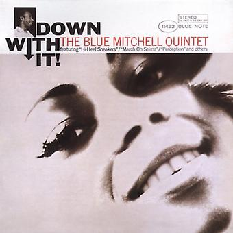 Blue Mitchell - Down with It [CD] USA import