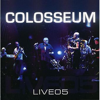 Colosseum - Live 05 [CD] USA importerer