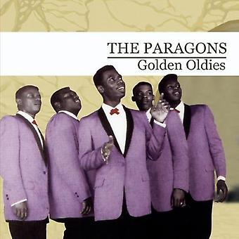 Paragons - Golden Oldies [CD] USA import