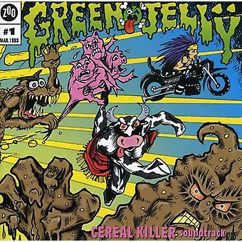 Grønne Jelly - korn Killer Soundtrack [CD] USA importerer