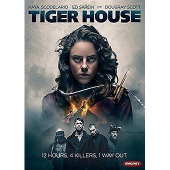 Tijger huis [DVD] USA import