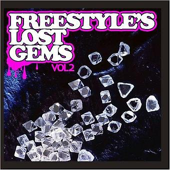 Freestyle's Lost Gems - Vol. 2-Freestyle's Lost Gems [CD] USA import