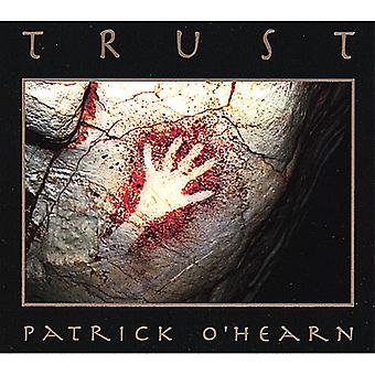 Patrick O'Hearn - tillid [CD] USA import