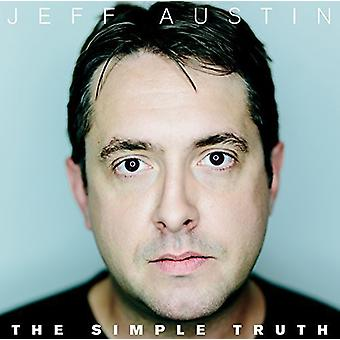Jeff Austin - The Simple Truth [CD] USA import