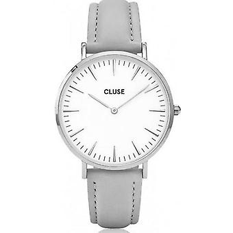 Cluse - watch Cluse Bohemia CL18215 - mixed Surpiquee grey watch