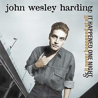 John Wesley Harding - det skete en nat / det aldrig sket på alle [CD] USA import