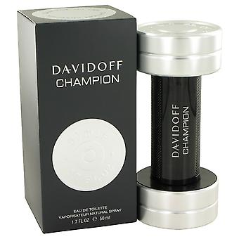Davidoff Men Davidoff Champion Eau De Toilette Spray By Davidoff