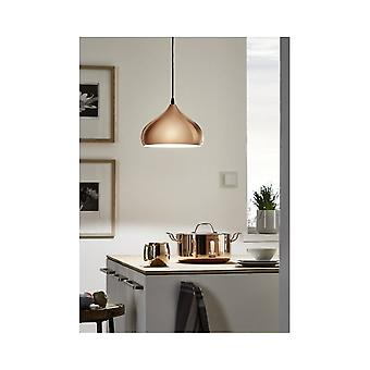 Eglo HAPTON Copper Kitchen Ceiling Light  Pendant