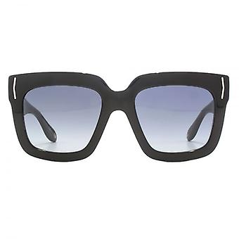 Givenchy Iconic Black Square Sunglasses In Black