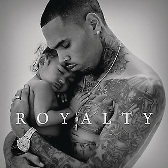 Chris Brown - Royalty [CD] USA import