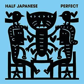 Halv japansk - perfekt [CD] USA import